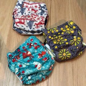 Nickis diapers cloth diapers